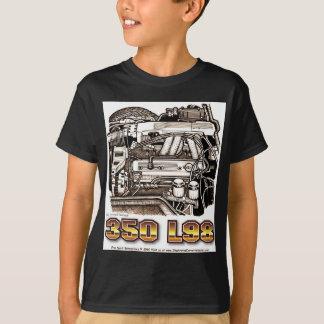 350 L98 Corvette Engine T-Shirt