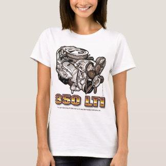 350 LT1 Corvette Engine T-Shirt