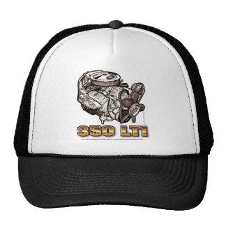 350 LT1 Corvette Engine Trucker Hat