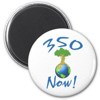 350 Now! 2 Inch Round Magnet