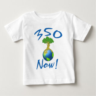 350 Now! Baby T-Shirt