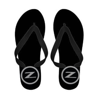 350 sandalias del flip-flop de z