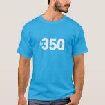"""350 T-Shirt<br><div class=""""desc"""">Standard 350 t-shirt.</div>"""