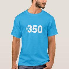 350 T-shirt at Zazzle