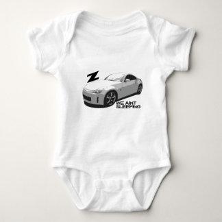 350Z Aint sleeping Baby Bodysuit