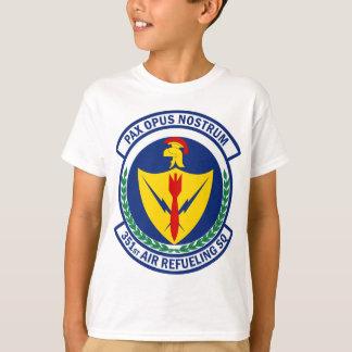 351st Air Refueling Squadron - Pax Opus Nostrum T-Shirt