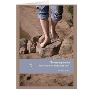 3529 Recovery Anniversary Journey Greeting Card