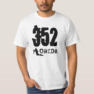 352 camiseta de Gainesville, la Florida
