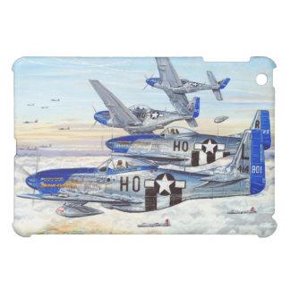 352o Combatientes del mustango del grupo P-51 del