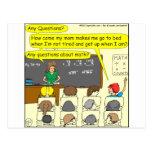 353 cuaesquiera preguntas sobre dibujo animado del postal