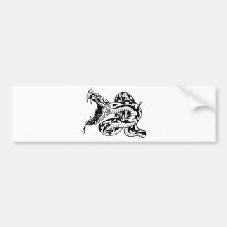 353 Serpiente Bumper Sticker
