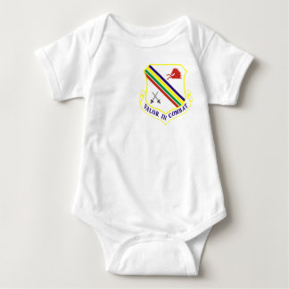 354th Fighter Wing Baby Bodysuit