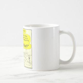 356 What? a cartoon Coffee Mug