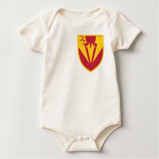 357 Air and Missile Defense Detachment Baby Bodysuit