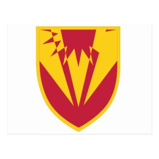 357 Air and Missile Defense Detachment Postcard