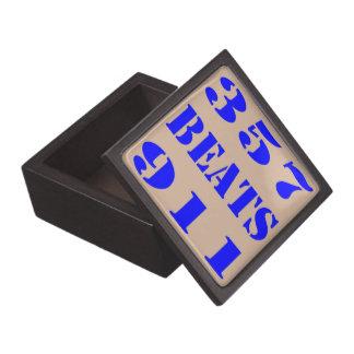357 BEATS 911 KEEPSAKE BOX
