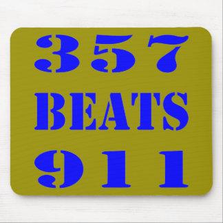 357 BEATS 911 MOUSE PAD