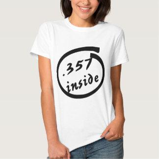 .357 Inside Shirt