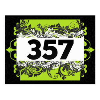 357 POST CARD