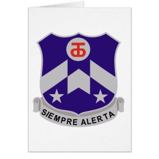 357 Regiment Card