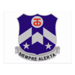 357 Regiment Postcard