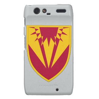 357th  Air & Missile Defense Detachment Droid RAZR Cover