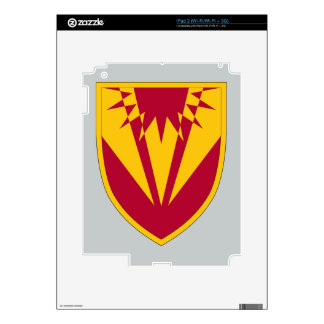357th  Air & Missile Defense Detachment iPad 2 Skins