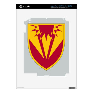 357th  Air & Missile Defense Detachment iPad 3 Decal