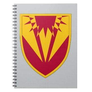357th  Air & Missile Defense Detachment Notebook