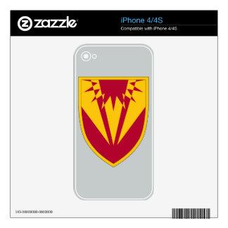 357th  Air & Missile Defense Detachment iPhone 4S Skins