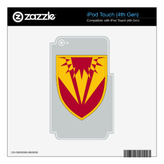 357th  Air & Missile Defense Detachment Skins For iPod Touch 4G