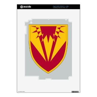 357th  Air & Missile Defense Detachment Skins For iPad 2