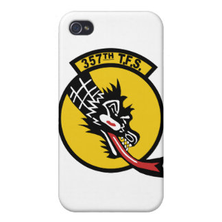 357th TFS iPhone Case iPhone 4 Case