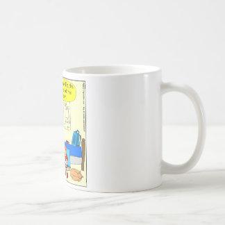 358 Imaginary friend color cartoon Classic White Coffee Mug