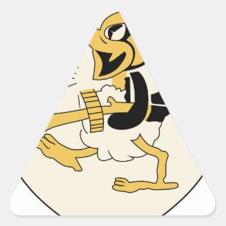 358^ Squadriglia Triangle Sticker