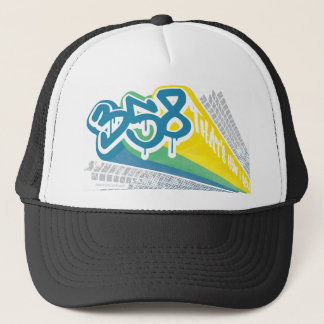 """358: That's How I Roll"" Trucker Hat"