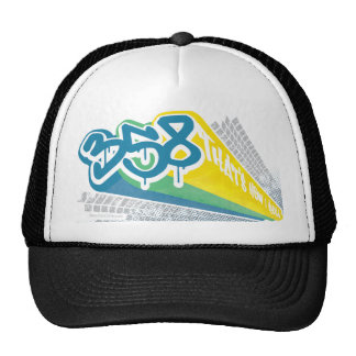 """""""358: That's How I Roll"""" Trucker Hat"""