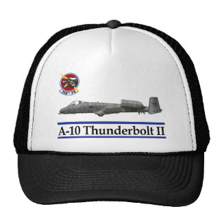358th Fighter Squadron A-10 Thunderbolt Trucker Hat