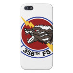 358th Fighter Squadron iPhone Case Covers For iPhone 5