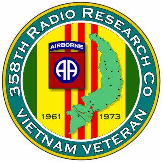 358th RRC - ASA Vietnam Cutout