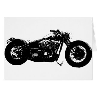 359 Bobber Bike Card