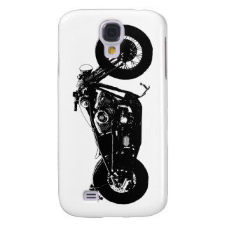 359 Bobber Bike Galaxy S4 Case