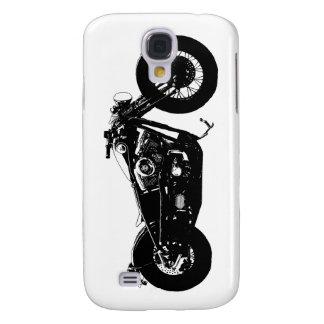 359 Bobber Bike Galaxy S4 Case