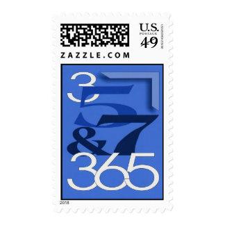 35&7365 by Uj Stamp