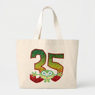35 Age Ghoul Jumbo Tote Bag