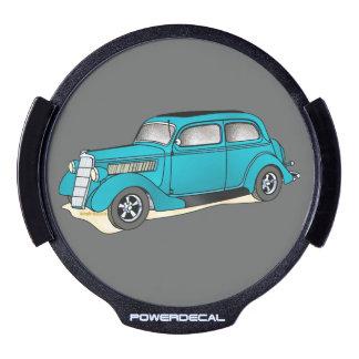 35 Ford Humpback LED Car Decal