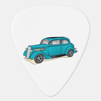 35 Ford Humpback Guitar Pick