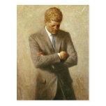35 John F. Kennedy Tarjeta Postal