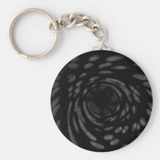 35 - Reverberant Void Keychain