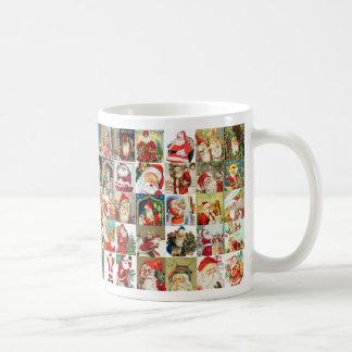 35 Santas Coffee Mug